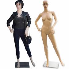 Schaufensterpuppe Weiblich Schaufensterfigur Mannequin 360° beweglich 174cm