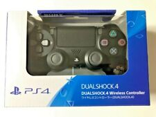 PS4 DUALSHOCK Wireless Controller MONSTER HUNTER WORLD: ICEBORNE black F/S