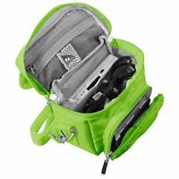 Nintendo DS Bag Travel Carry Case for DS 2DS 3DS DSi XL GREEN