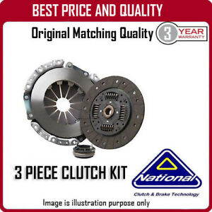 CK10221 NATIONAL 3 PIECE + GUIDE TUBE CLUTCH KIT FOR AUDI A3