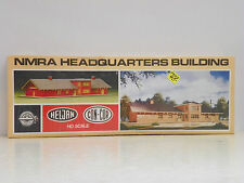 "HELJAN/CON-COR HO U/A ""NMRA HEADQUARTERS BUILDING"" PLASTIC MODEL KIT"