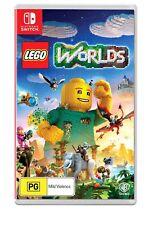 LEGO Worlds Nintendo Switch Brand New