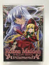 Rozen Maiden Träumend - Vol. 3 (DVD, 2008) New  Rare