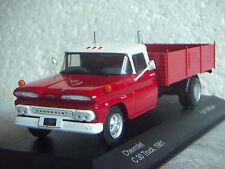 CHEVROLET C30 1961 - WHITEBOX au 1/43ème