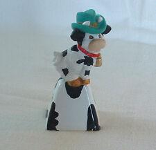 Holstein COW BELL Cowboy Hat Horns Udder Clapper COUNTRY FARM Ranch Farmer Calf