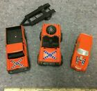 USED Vintage The Rebel Confederate Buddy L Orange Truck Trailer Jeep Hong Kong