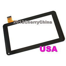 New Touch screen Digitizer For Tablet PCTYF1039V3 ZP9020-7 Nero 7 inch USA