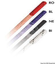 Marlow Mattbreid Polyester Rope Black 5 mm