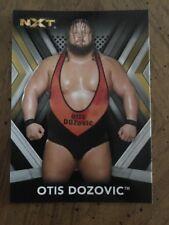 Otis Dozovic Topps WWE NXT 2017  Card