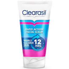 Clearasil Rapid Action Daily Spot Fighting Face Scrub 125ml