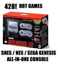 Super NES Classic Edition 428 games!