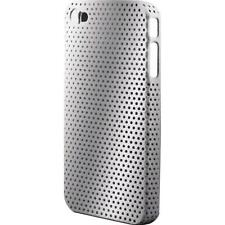 KEYTECK COVER PER IPHONE 4/4S SILVER SERIE AIRHOLE CPH-15