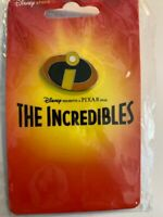 Converted The Incredibles 6 Pin Set - Logo Orange Yellow Disney Pin LE B