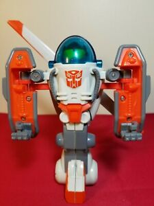Playskool Heroes Transformers Rescue Bots Rescan BLADES Copter Bot Action Figure