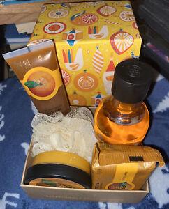 NEW The Body Shop Zesty Satsuma Festive Pick Gift Set🎄CHRISTMAS MUST HAVE🎄(M1)