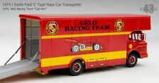 Exoto 1/43 C Type Transporter 74 Gelo Racing Team Can-Am Exo00020