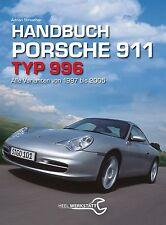 HANDBUCH Porsche 911 Typ 996 Reparaturanleitung Reparaturbuch Reparatur Wartung