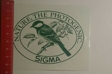 Aufkleber/Sticker: Sigma Nature the Photogenic (14011742)