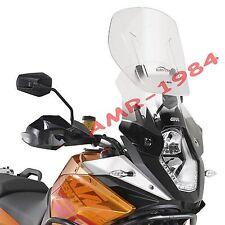 PARABRISAS AIRFLOW KTM 1190 ADVENTURE 2013 AF7703 REGULABLE