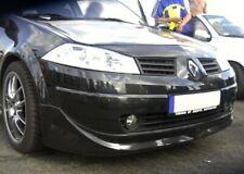 Sonderaktion Frontspoiler Spoilerschwert aus ABS für Renault Megane 4 mit ABE