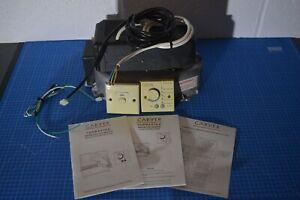 Caravan Heater - Carver Fanmaster 2000 - 240V & 12V Fan - Ideal Replacement