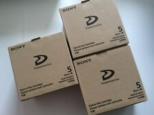 15 disques 50 gb Sony XDcam neufs - double couche PFD 50DL AX - Dual Layer