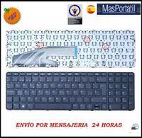 TECLADO ESPAÑOL NUEVO PORTATIL HP PROBOOK 450 G3, 455 G3  827028-001 TEC32