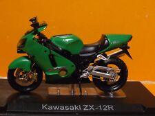 1:24 Scale  KAWASAKI ZX- 12R Ninja by IXO