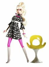 Barbie Collector Pivotal Mod  giftset Pop Life Gold Label   Mint