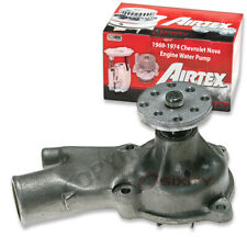 Airtex Engine Water Pump for 1969-1974 Chevrolet Nova 3.8L 4.1L L6 2.5L L4 - hs