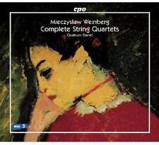 Weinberg - Comp String Quartets [New CD] Boxed Set