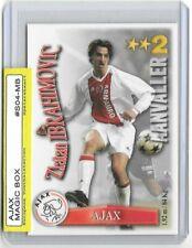 Zlatan Ibrahimovic ROOKIE AJAX - All Stars 2004 - Mint CARD