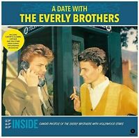 The Everly Brothers - Date with the Everly Brothers + 4 Bonus Tracks [New Vinyl]