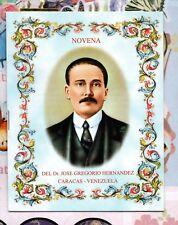 Novena Del Dr. Jose Gregorio Hernandez Caracas - Venezuela Pamphlet