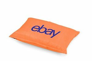 NEW 25 x eBay Branded Packaging Padded Bubble Mailers 160mm x 220mm 40mm Lip
