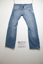 Levis engineered 796 jeans usato (Cod.W209) Tg.41 W27 L32 Donna accorciato