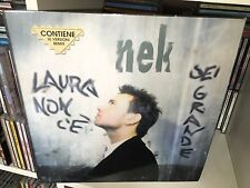 "Nek Laura Non C'E' / Sei Grande Vinyl, 12"", 33 ⅓ RPM REMIX 1997"