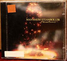 AMERICAN GRAMAPHONE CD: Christmas 1984 - Mannheim Steamroller - 1984 USA SEALED