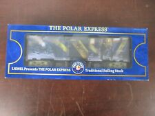 Lionel Polar Express Ticket Boxcar 6-83646 new [37b]