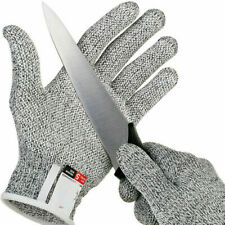 1Pair Cut Proof Stab Resistant Stainless Steel Wire Mesh Butcher Gloves Safety
