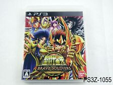 Saint Seiya Brave Soldiers Japanese Import Playstation 3 PS3 Japan US Seller A