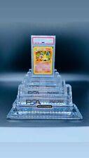 Brand New Official PSA Card Stand Holder Display Pokemon Baseball Acrylic