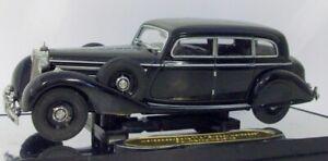 Signature 1/43 Scale - PM43701 Mercedes Benz 770 Groser Pullman Limousine black