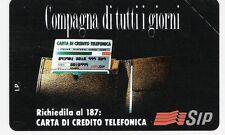 SCHEDA NUOVA N 223 COMPAGNA TUTTI GIORNI 15.000 MANTEGAZZA SCAD 31/12/95/1995