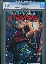 Ultimate Spider-Man #1 (Pichelli Variant)  CGC 9.6  WP