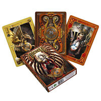 Bicycle Steampunk by Anne Stokes playing cards Deck Standard Fantasy art NEW US