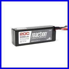 Dynamite Reaction 11.1v 5000mah 20C 3S RC LIPO Hardcase Battery EC3 Connector