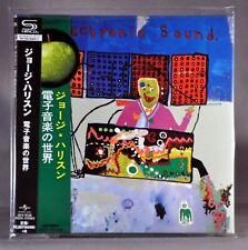 George HARRISON Electronic Sound 2017 JAPAN Mini LP SHM-CD UICY-78136 Sealed NEW