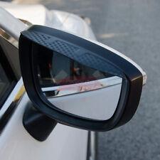 2X Rearview Mirror Rain Snow Guard Sun Visor For Toyota Venza Camry Corolla
