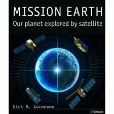 MISSION EARTH/ MISSION ERDE/ MISSION TERRE/ MISION: LA TIERRA - NEW HARDCOVER BO